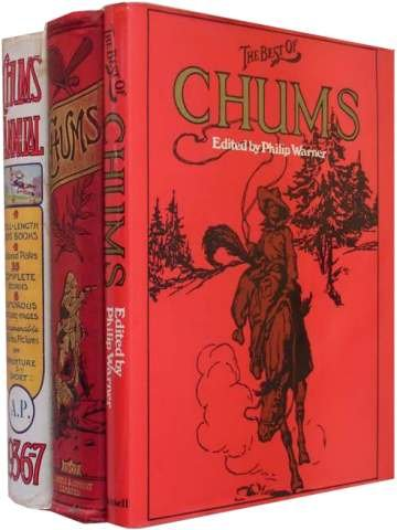 Chums The Storypapers And The Annuals